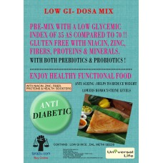 DOSA PRE-MIX DIABETIC FRIENDLY