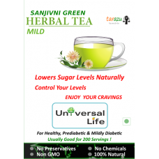 Sanjivni-100 Mild Anti Diabetic Herbal Green Tea